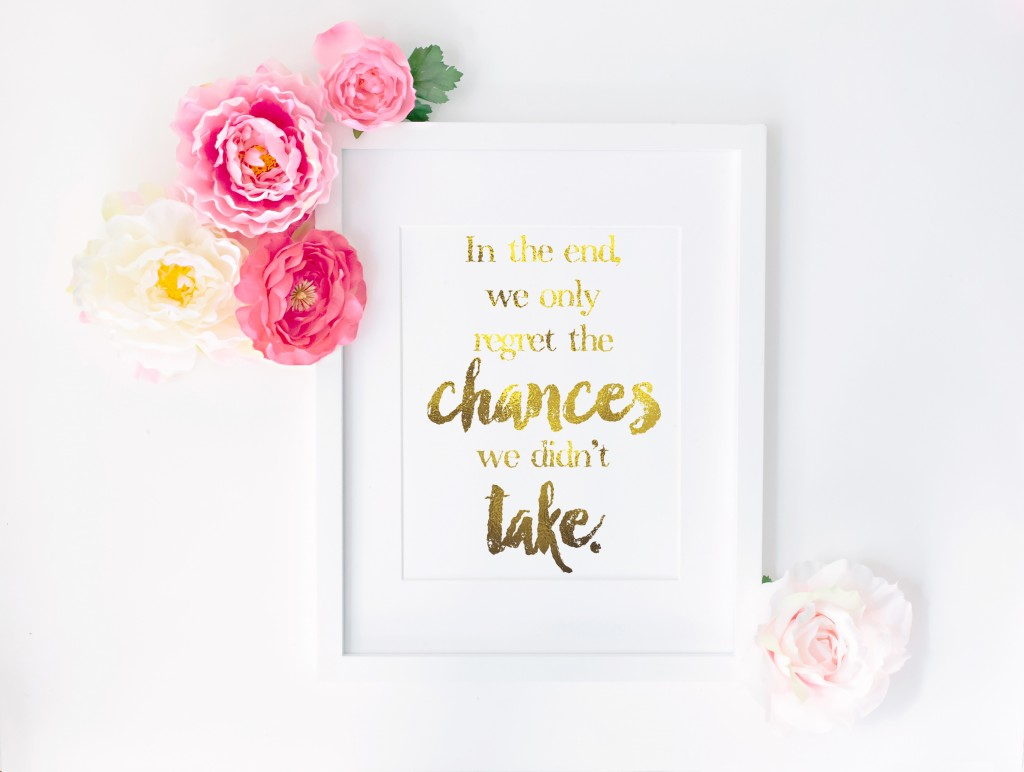 Freebie Friday: Quote Printables | ashandcrafts.com