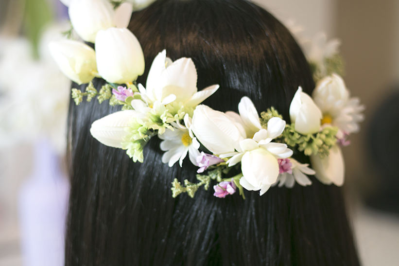 Flower Crown | ashandcrafts.com